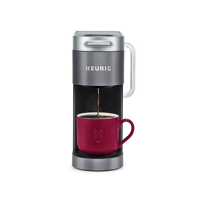 Alternate image 1 for Keurig® K-Supreme Single Serve Coffee Brewer in Grey