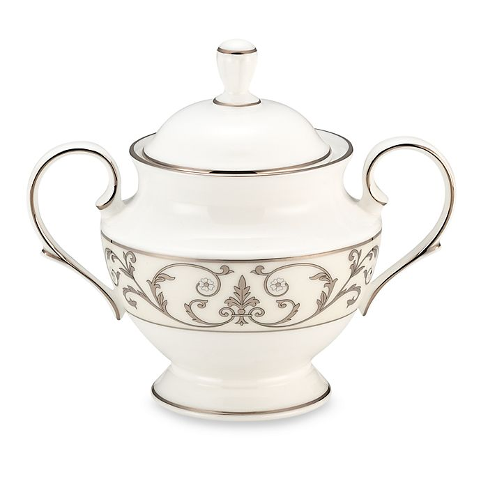 Alternate image 1 for Lenox® Autumn® Legacy Covered Sugar Bowl