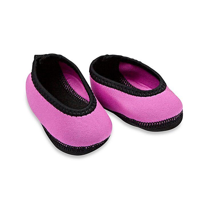 Alternate image 1 for nufoot Always-On Ballet Slipper in Pink