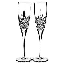 Waterford® Love Forever Toasting Flutes (Set of 2)