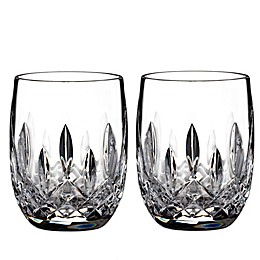 Waterford® Lismore Rounded Tumblers (Set of 2)