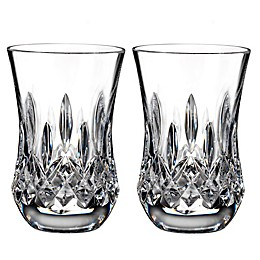 Waterford® Lismore Flared Sipping Tumblers (Set of 2)