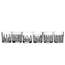 Waterford Lismore Straight Sided Tumblers (Set of 6)