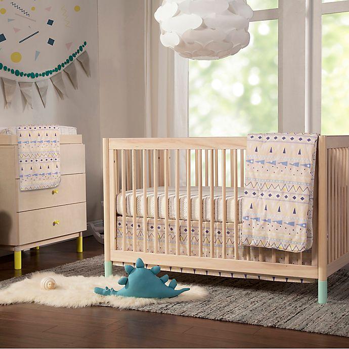 Alternate image 1 for Babyletto Desert Dreams 6-Piece Crib Bedding Set