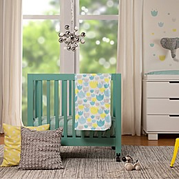 Babyletto Tulip Garden Mini Crib Bedding Collection