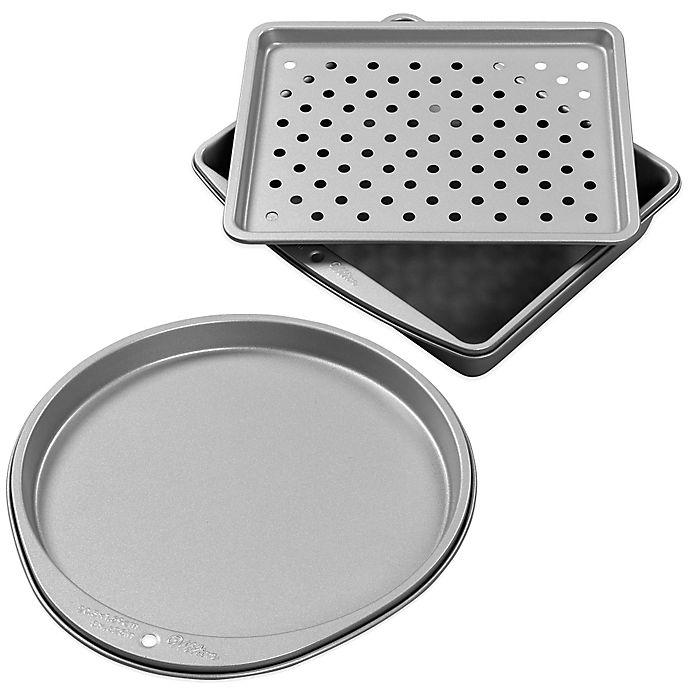 Alternate image 1 for Wilton® Toaster Oven Bakeware
