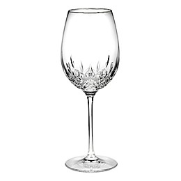 Waterford® Lismore Essence Platinum Red Wine Glass