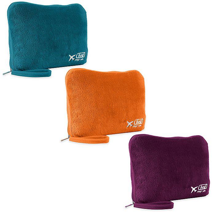 Alternate image 1 for Lug® Nap Sac Travel Blanket and Pillow Set