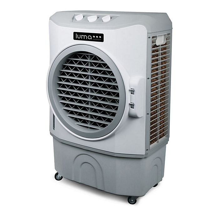Alternate image 1 for Luma Comfort EC220W Portable Evaporative Cooler