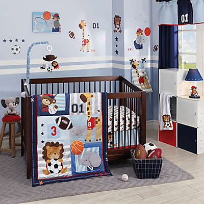 Lambs & Ivy® Future All Star Crib Bedding Collection