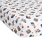 Lambs & Ivy® Future All Star Fitted Crib Sheet
