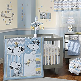 Lambs & Ivy® My Little Snoopy™ Crib Bedding Collection