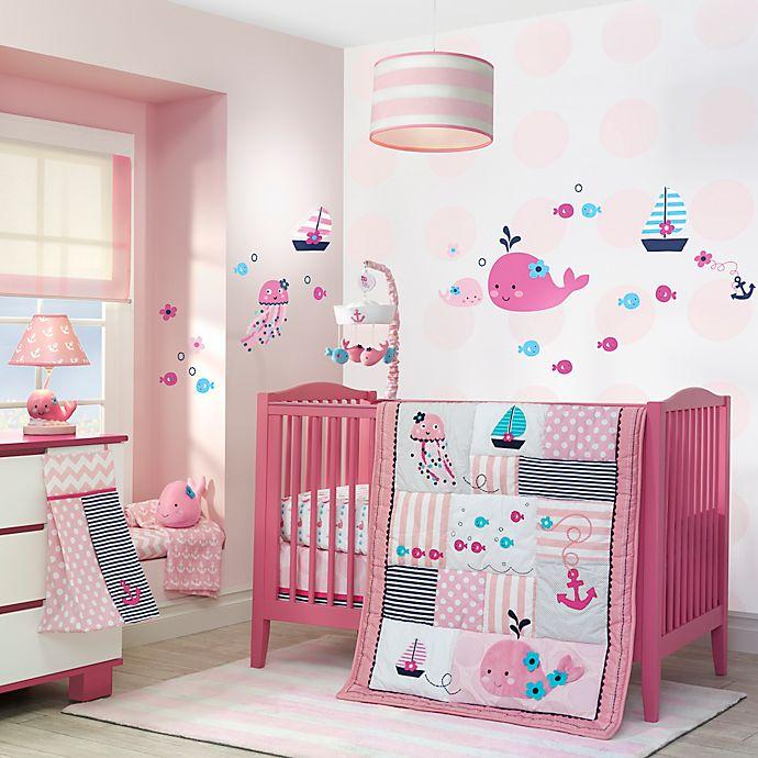 Alternate image 1 for Lambs & Ivy® Splish Splash Crib Bedding Collection