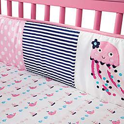 Lambs & Ivy® Splish Splash 4-Piece Crib Bumper Set