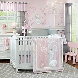 Lambs & Ivy® Swan Lake Crib Bedding Collection