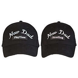 "countdowncaps™ ""New Dad"" 5-in-1 Baseball Cap"