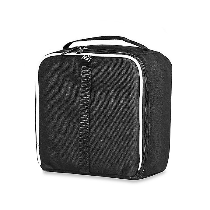 Alternate image 1 for J.L. Childress Cooler Cube Insulated Tote in Black