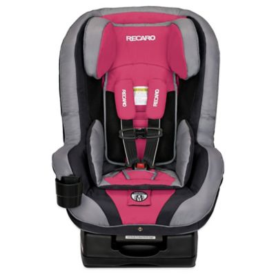Ride Convertible Car Seat in Rose