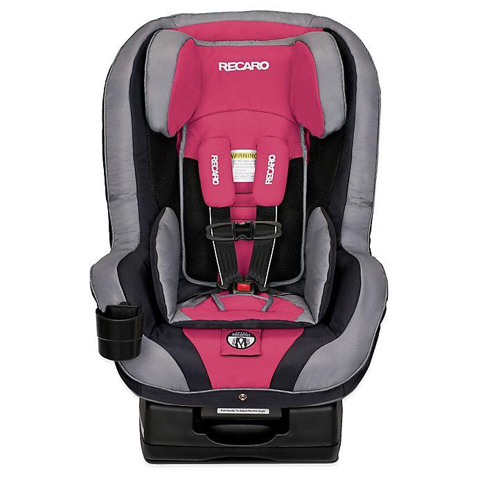 Recaro Performance Ride Convertible Car Seat In Rose Buybuy Baby