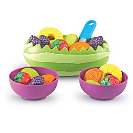 Learning Resources New Sprouts Fruit Salad Set