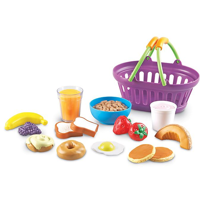 Alternate image 1 for Learning Resources New Sprouts Breakfast Basket