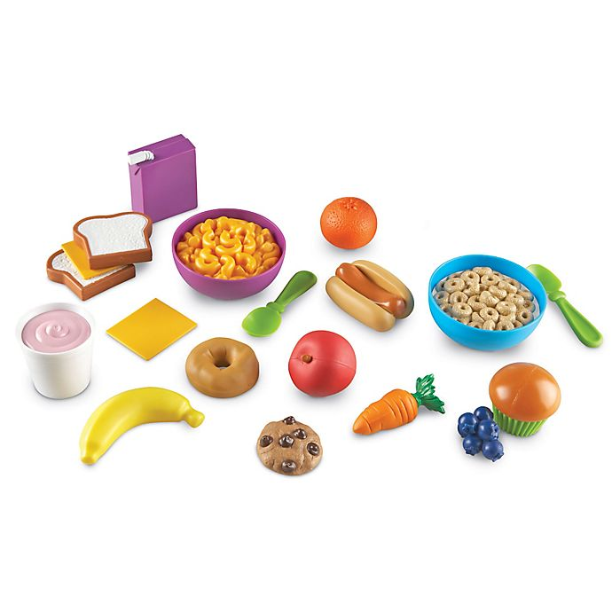 Alternate image 1 for Learning Resources 20-Piece New Sprouts Munch It My Very Own Play Food Set