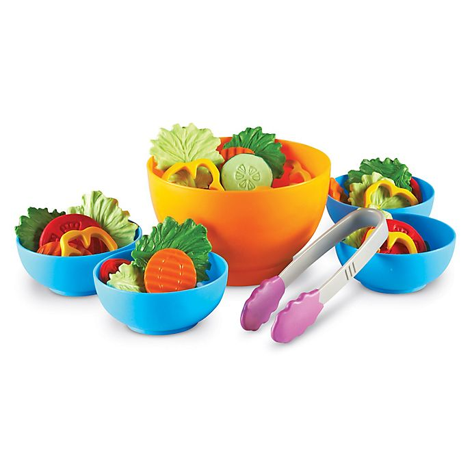 Alternate image 1 for Learning Resources 38-Piece New Sprouts Garden Fresh Salad Set