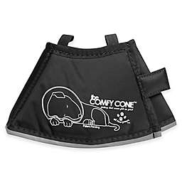 All Four Paws™ X-Small The Comfy Cone in Black