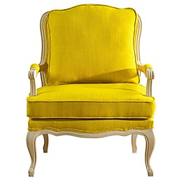 Baxton Studio Antoinette Classic French Accent Chair