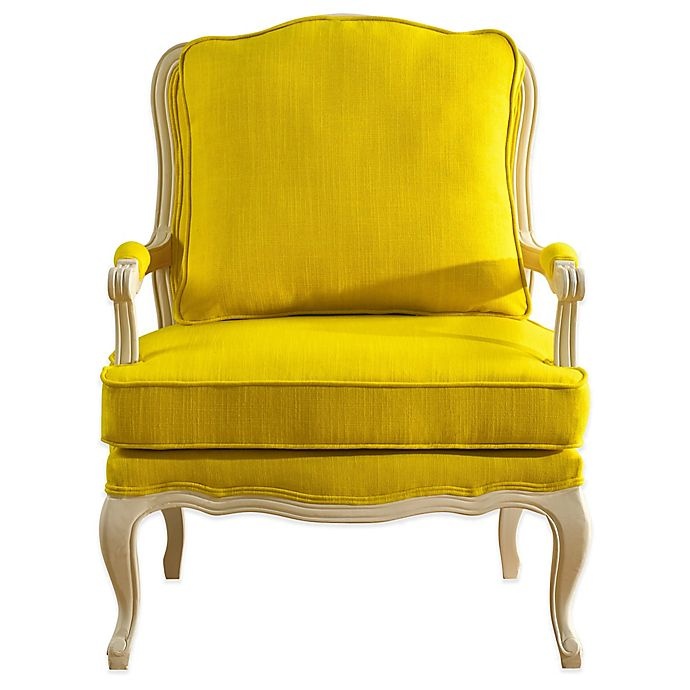 Alternate image 1 for Baxton Studio Antoinette Classic French Accent Chair