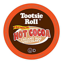 18-Count Tootsie Roll® Premium Hot Cocoa for Single Serve Coffee Makers