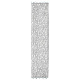 Heritage Lace® Starfish Table Runner in White