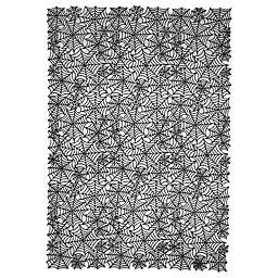 Heritage Lace® Spider Web 60-Inch x 90-Inch Tablecloth in Black