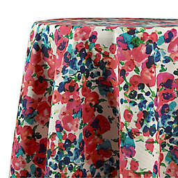 kate spade new york Rosa Terrace 70-Inch Round Tablecloth