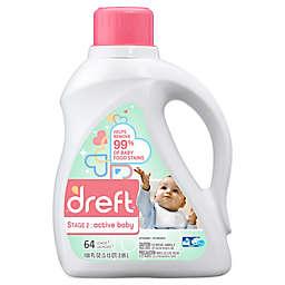 Dreft Stage 2: Active Baby HEC Liquid Detergent