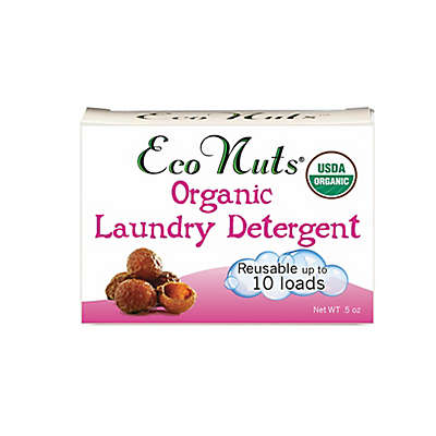 Eco Nuts® 0.5 oz. Travel Size 10 Loads Soap Nuts Organic Laundry Soap