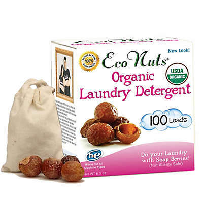 Eco Nuts® 6.5 oz. 100 Loads Soap Nuts Organic Laundry Soap