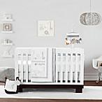 Just Born® Animal Kingdom 3-Piece Crib Bedding Set