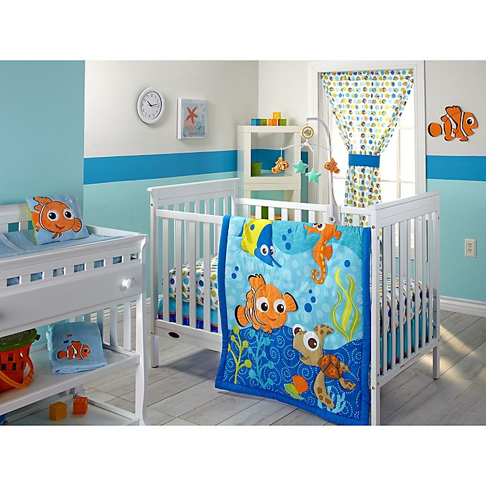 Disney Nemo Crib Bedding Collection