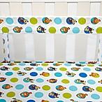 Disney® Nemo Secure-Me Mesh Crib Liner