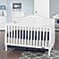 Part of the Child Craft™ Camden Nursery Furniture Collection Crib in White
