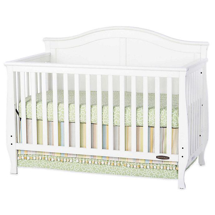 Alternate image 1 for Child Craft™ Camden 4-in-1 Convertible Crib