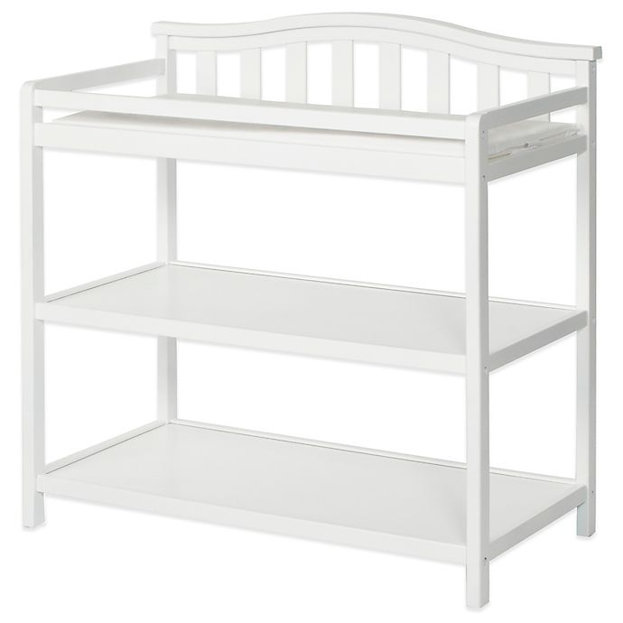 Alternate image 1 for Child Craft™ Camden Changing Table in White