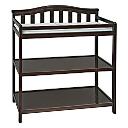 Child Craft™ Camden Changing Table in Jamocha