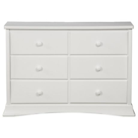 Delta Bentley 6 Drawer Dresser In