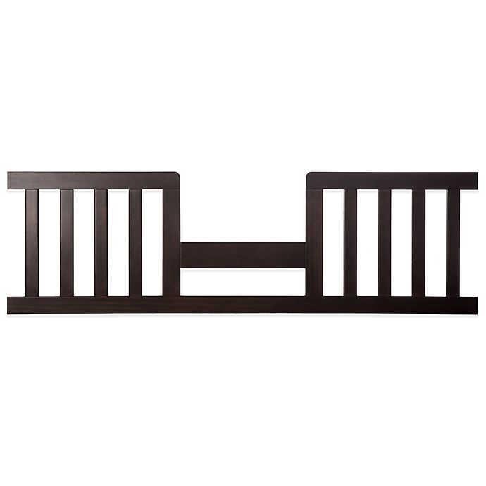 Alternate image 1 for Child Craft™ 4-in-1 Crib Toddler Guard Rail in Jamocha