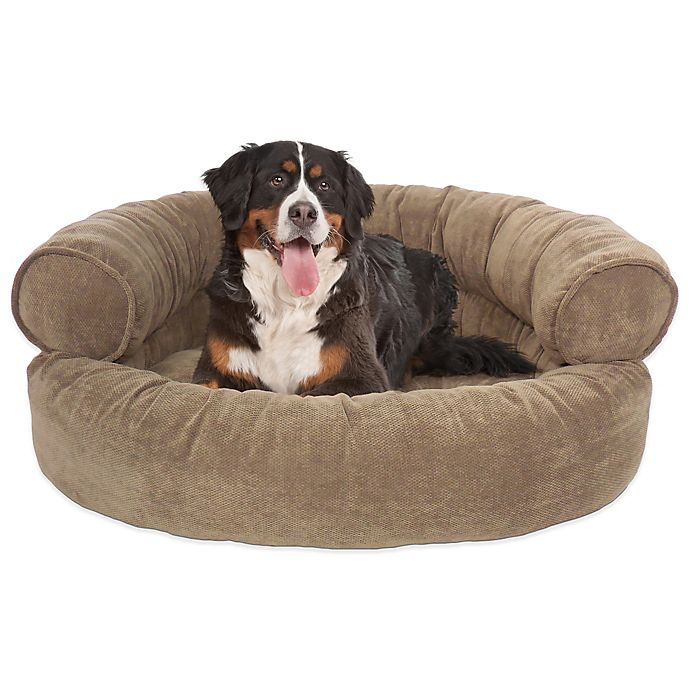 View A Larger Version Of This Product Image Click To Zoom Alternate 1 For Orthopedic Microvelvet Comfy Couch Large Pet Bed