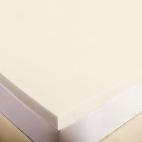 Authentic Comfort 174 2 Inch Breathable Memory Foam Mattress