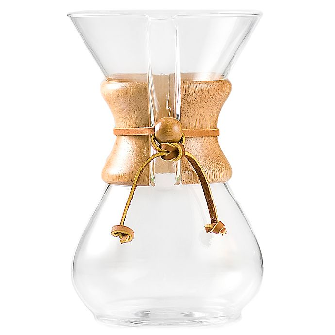 Alternate image 1 for Chemex® 6-Cup Pour Over Coffee Maker