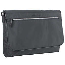 Kenneth Cole Reaction 15-Inch Computer Messenger Bag in Black/Charcoal